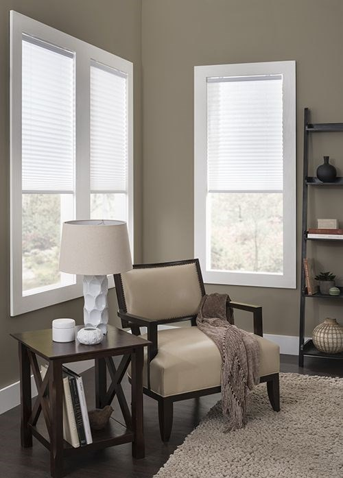 Blinds.ca: Cordless Pleated Shade