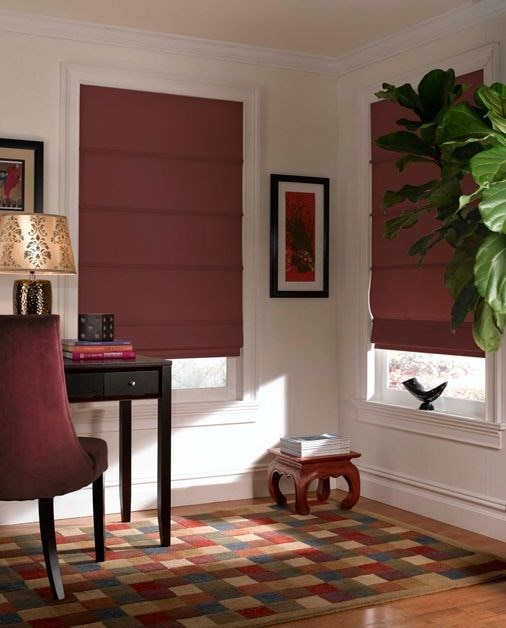 Blinds.ca: Express Roman Shade