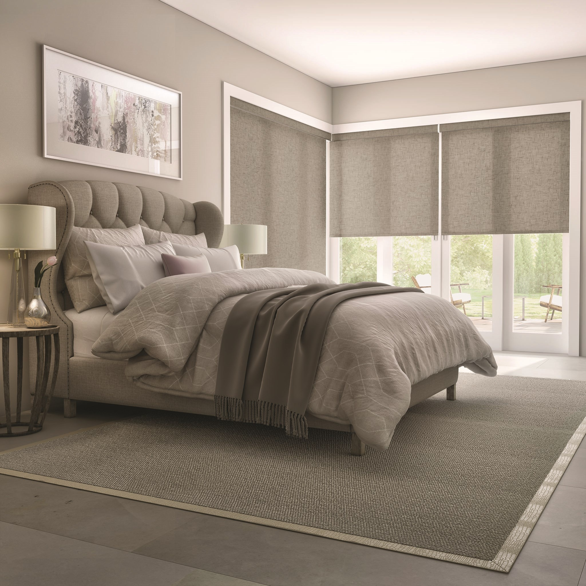 Levolor: Roller Shades - Room Darkening