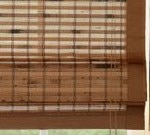 Bali: Natural Woven Wood Shades