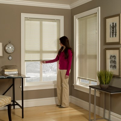 1 Quot Cordless Mini Blind Blinds Ca