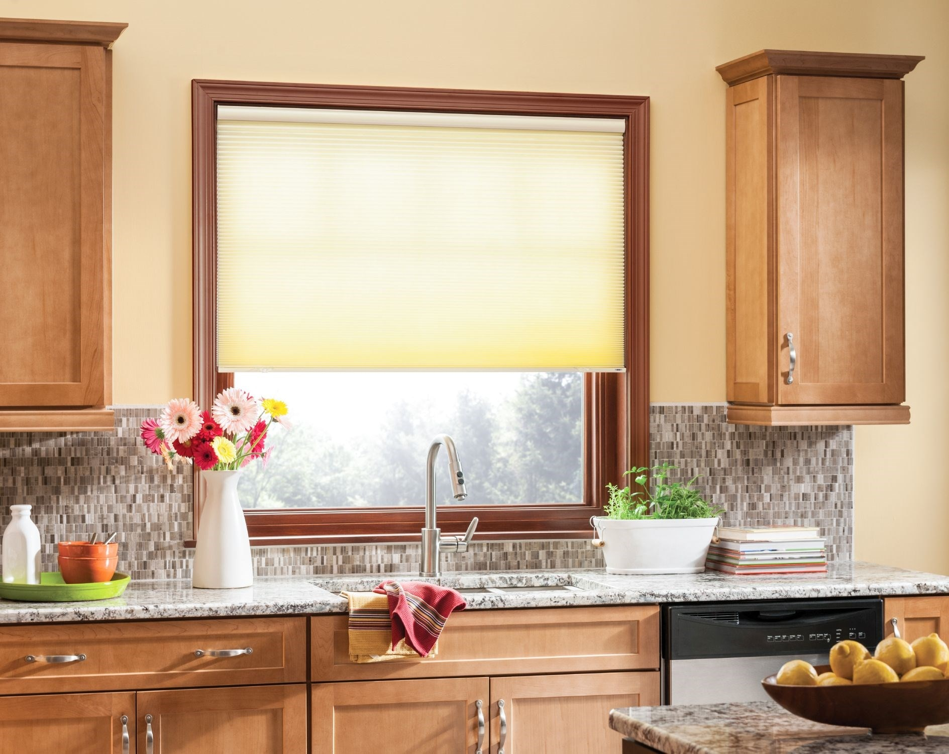 DiamondCell Light Filtering Cellular Shade