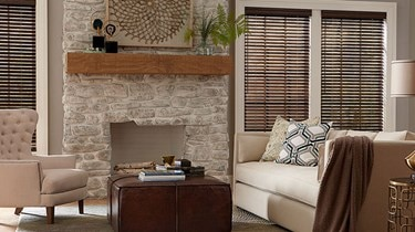 Find The Best Living Room Window Treatments At Blinds Ca