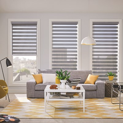 Layered Shade Blinds Ca