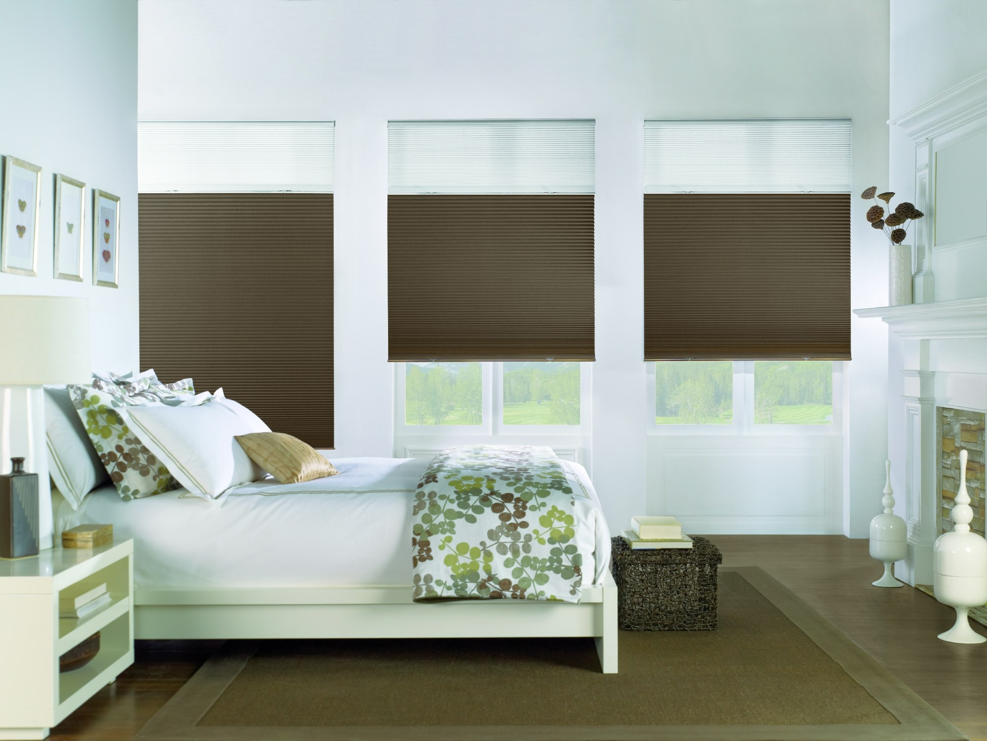 DiamondCell Blackout Cellular Shade