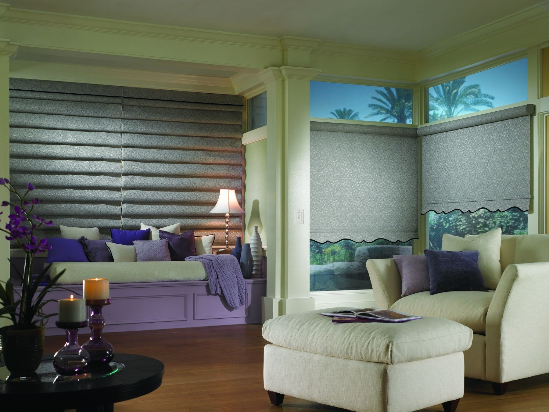 Light Filtering Roller Shades
